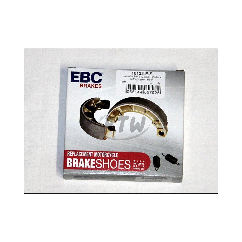 Set Bremsbacken EBC Markenqualität SIMSON