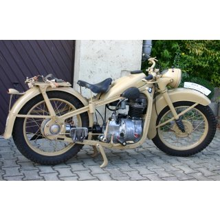 Teil Restauration BMW R35 BJ 1939