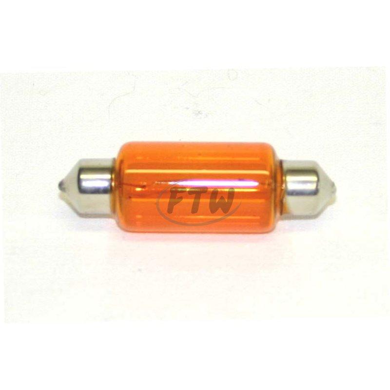 Soffitte 6V 18W 10617A Orange